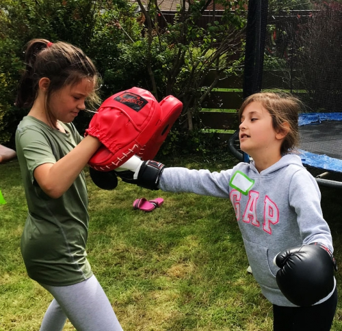 FitBox for Kids